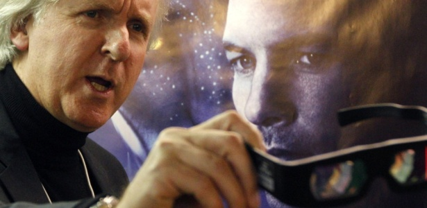James Cameron, diretor  de Avatar