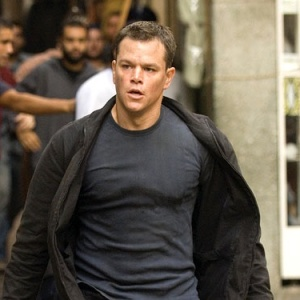 Matt Damon  o protagonista de ''A Supremacia Borne''