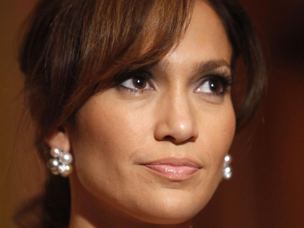 Jennifer Lopez participa de conferência em Washington, nos EUA, em imagem de 2009