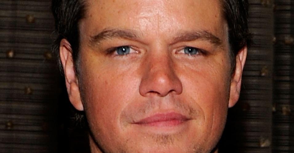 Matt Damon recebe o American Cinematheque Awards, neste sábado (27/03/2010), em Beverly Hills, Califórnia