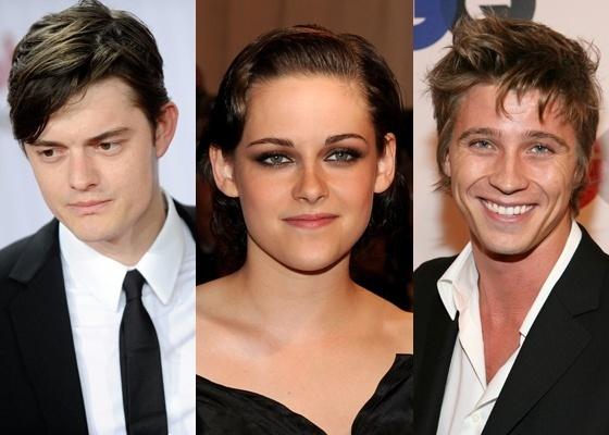 Sam Riley, Kristen Stewart e Garrett Hedland estão confirmados no elenco de