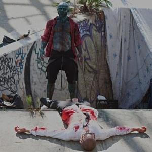 Cena do filme L.A. Zoumbie, que ficou de fora do Festival Internacional de Cinema de Melbourne