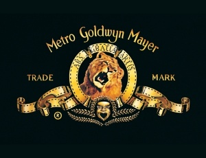 Logomarca do estúdio Metro Goldwyn Mayer