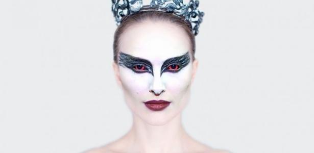 Natalie Portman é uma bailarina clássica em ''Black Swan''
