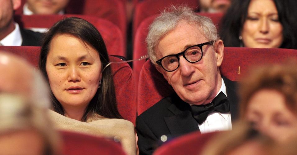 Woody Allen, diretor de