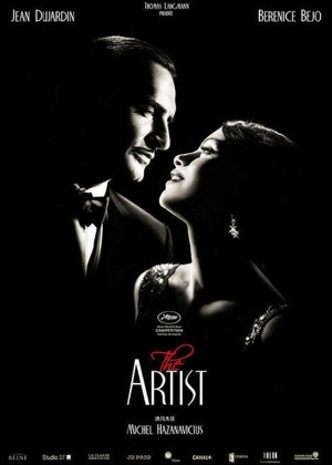 cartaz do filme o artista 1305514034901 300x420 The Artist DVDSCR  RMVB Legendado