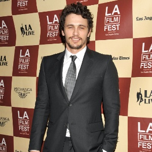 O ator James Franco chega ao Los Angeles Film Fest (20/6/2011)
