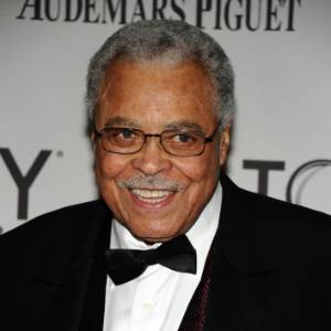 O ator James Earl Jones na chegada do Tony Awards em Nova York, nos Estados Unidos (12/06/2011)