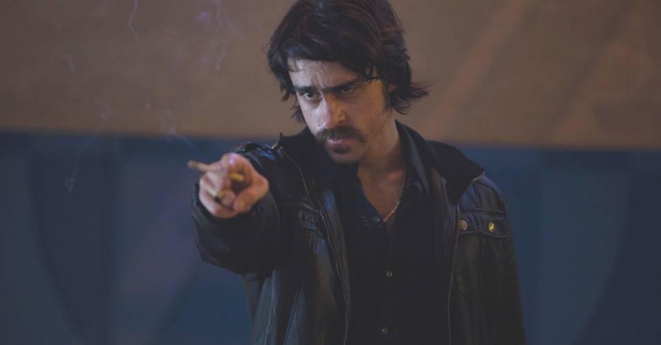 "Felipe Abib interpreta Jeremias em ""Faroeste Caboclo"" (agosto/2011)"