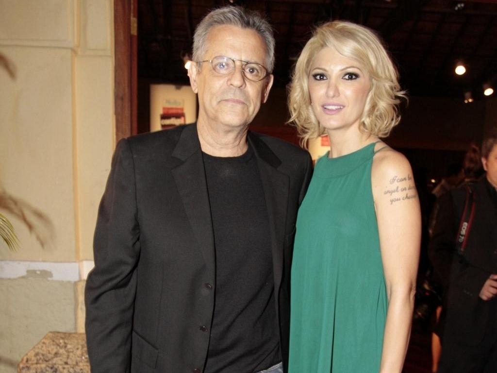 Marcos Paulo e Antônia Fontenelle no