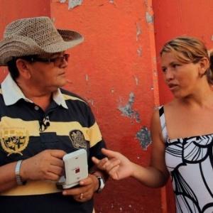 Cena do documentário brasileiro Olhe Para Mim de Novo