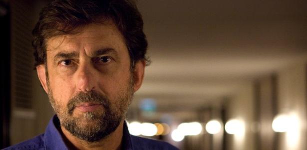 O ator e diretor Nanni Moretti no Festival de Cannes (14/05/11)