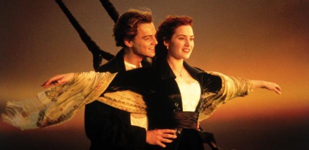 Cena de Titanic, de James Cameron