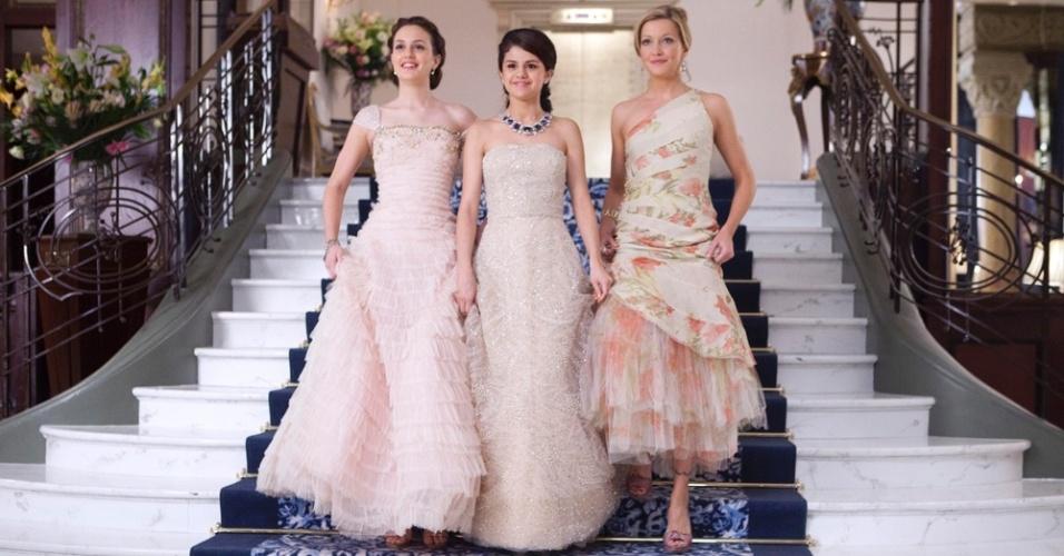 Leighton Meester, Selena Gomez e Katie Cassidy em cena do filme