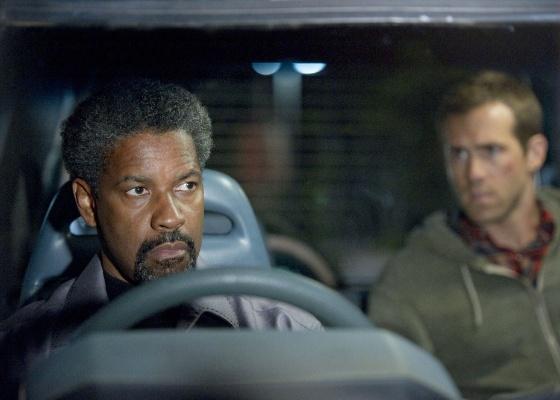 Filme com Denzel Washington subiu para o primeiro lugar nas bilheterias at� o domingo (19)