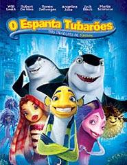 O Espanta Tubarões Dublado HD
