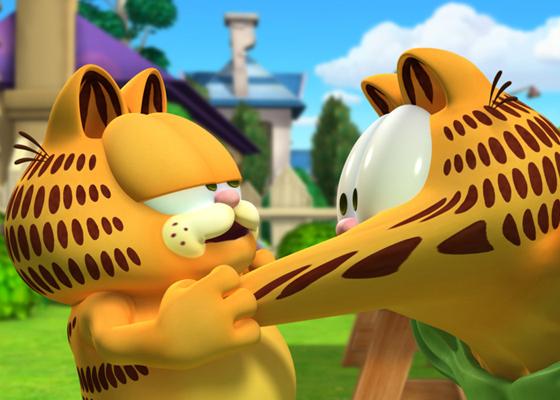 Garfield 3D - Um Super-Herói Animal