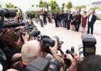 O dia a dia na Croisette - imagens de 12 a 16/05