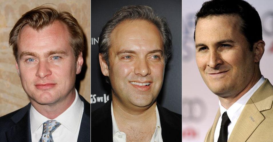 Nolan, Mendes e Aronofsky