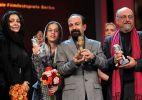 Premiação da 61ª edição do Festival de Berlim