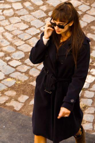 Com cabelos alongados, Penélope Cruz grava cenas do filme