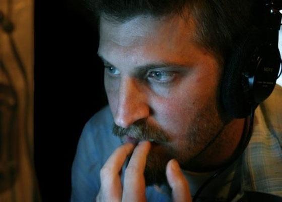 Adrián Biniez é roteirista e diretor de ''Gigante''