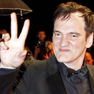 Quentin Tarantino chega ao 62º Festival de Cinema de Cannes, em evento de 2009