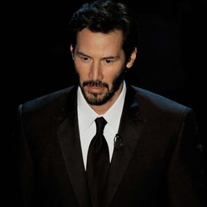 Keanu Reeves apresenta uma categoria na 82ª cerimônia de entrega dos prêmios Oscar (07/03/21010)