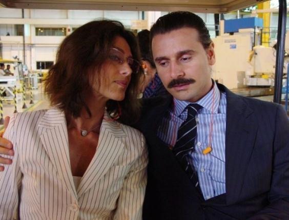 Personagens de Maria Fernanda Cândido e Murilo Rosa são namorados em ''Aparecida''