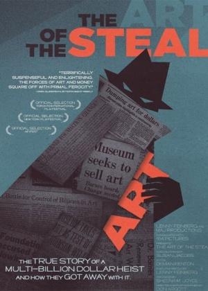 Pôster do documentário ''The Art of the Steel''