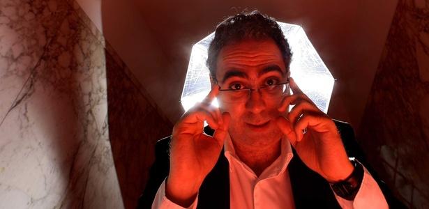 """Crítico Amir Labaki, diretor do festival """"É Tudo Verdade"""""""