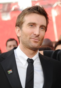 Sharlto Copley no Oscar 2010