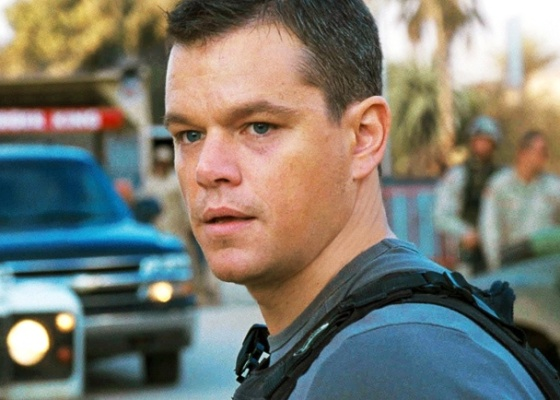 Matt Damon em cena do filme Zona Verde, de Paul Greengrass