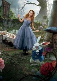 Personagens do filme ''Alice no País das Maravilhas'', de Tim Burton