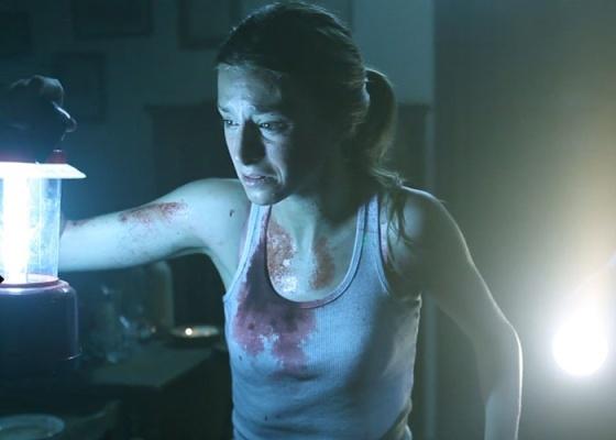 Cena do filme de terror ''La Casa Muda''
