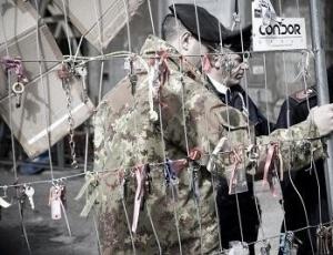 Imagem do documentário ''Draquila - L'Italia Che Trema'', da diretora Sabina Guzzanti
