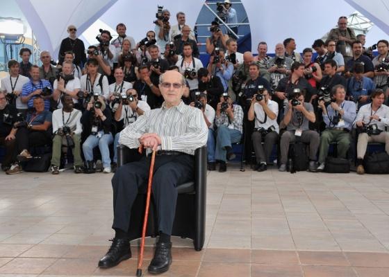 Manoel de Oliveira, 101 anos, apresenta O Estranho Caso de Angélica no Festival de Cannes
