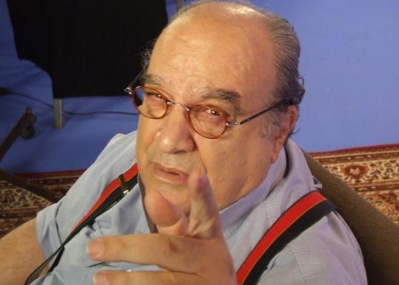 Antonio Abujamra em cena do filme Solo, do diretor Ugo Giorgetti