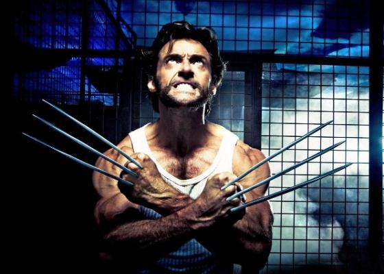 """Cena do fime """"X-Men Origens: Wolverine"""", com Hugh Jackman"""