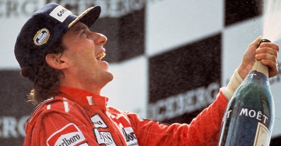 Trajetória do piloto Ayrton Senna é tema do documentário ''Senna''
