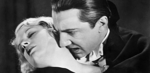 """Cena do filme """"Drácula"""" (1931), do diretor Tod Browning, com o ator Bela Lugosi no papel principal - Divulgação"""