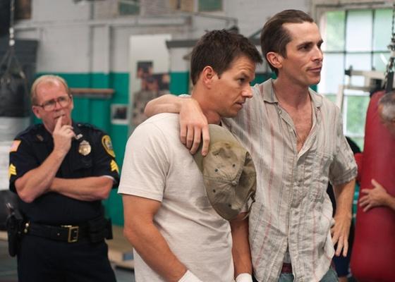 """Mark Wahlberg interpreta boxeador problemático em """"O Vencedor ..."""