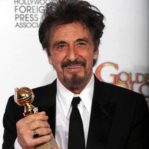 """Al Pacino recebeu o prêmio de ator de minissérie ou telefilme por """"You Don""""t Know Jack"""""""" - GettyImages"""