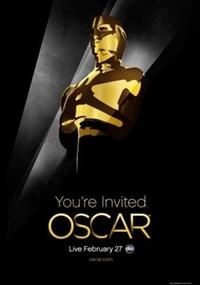 Pôster do Oscar 2011, que acontece em 27 de fevereiro