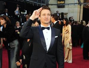 """Jeremy Renner, indicado como ator coadjuvante por """"Atração Perigosa"""" (27/02/2011)"""