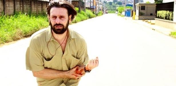 Murilo Rosa vive o metalúrgico Oton no filme ''No Olho da Rua''