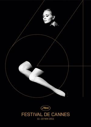 Faye Dunaway estrela o pôster do Festival de Cannes 2011