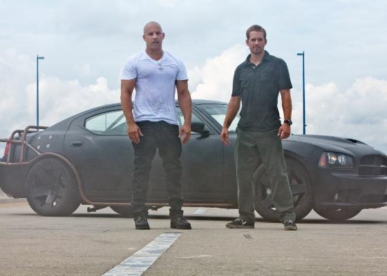 """Vin Diesel e Paul Walker estão de volta em """"Velozes e Furiosos 5"""""""