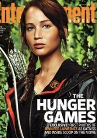 "Capa da revista Entertainment Weekly traz Jennifer Lawrence em ""Jogos Vorazes"""