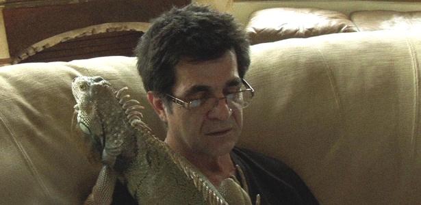 """Diretor iraniano Jafar Panahi, que recebeu o Urso de Prata de Berlim pelo roteiro de """"Pardé"""" - Divulgação"""
